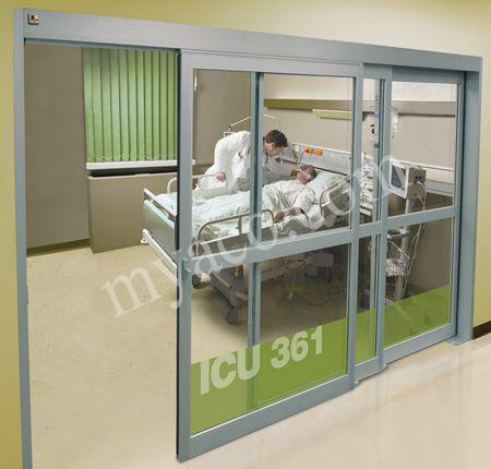 Cửa chính tự động bệnh viện